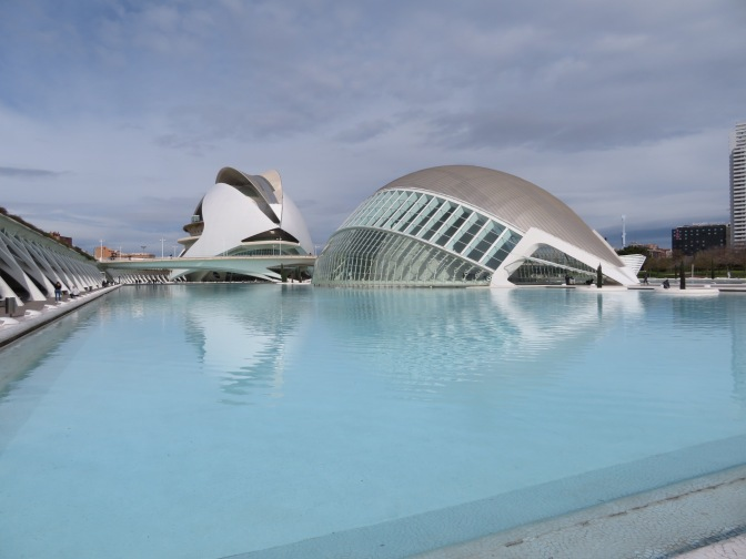 "Valencia ""A city of contrasts"""