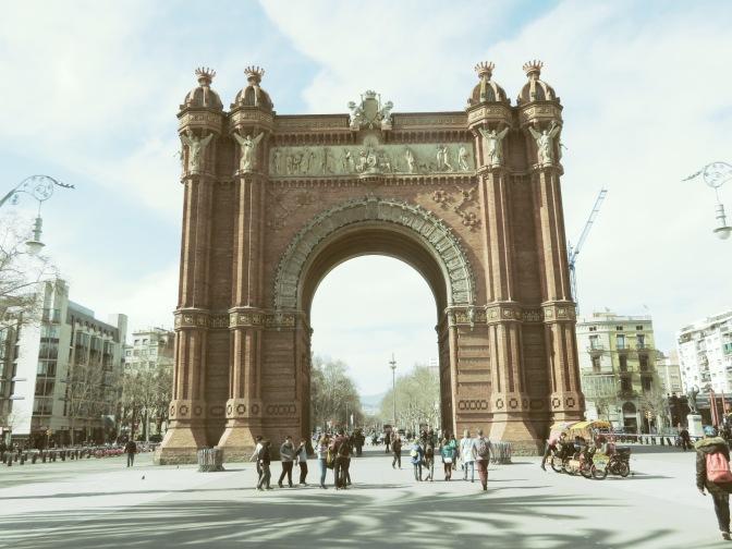 Barcelona Part 1